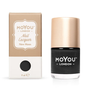 MoYou London- Stamping Polish- New Moon