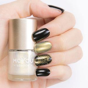 MoYou London- Pearl Shine Stamping Polish- Havana Pearl