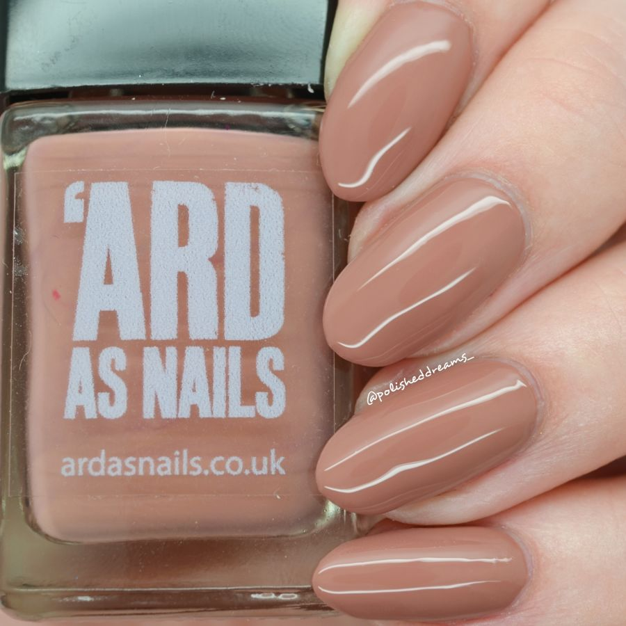 'Ard As Nails- Creme- Ellie