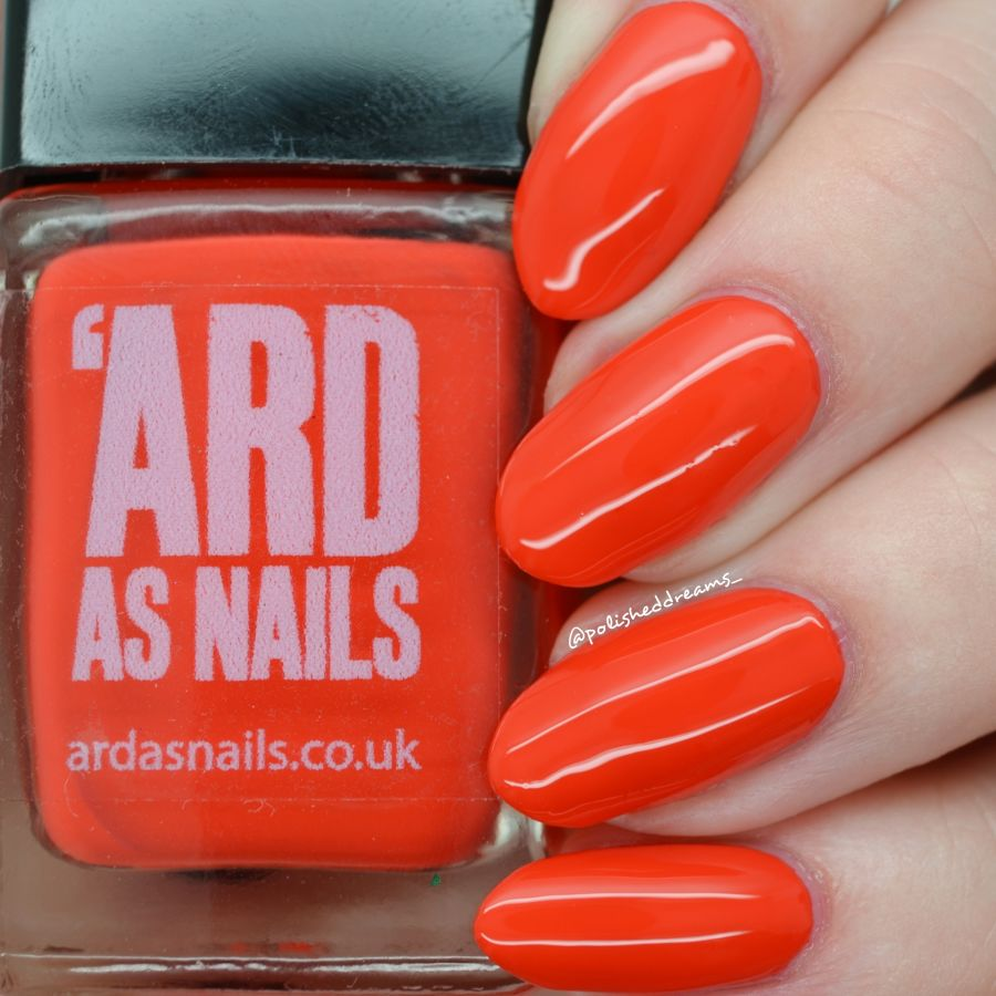 'Ard As Nails- Creme- Georgia