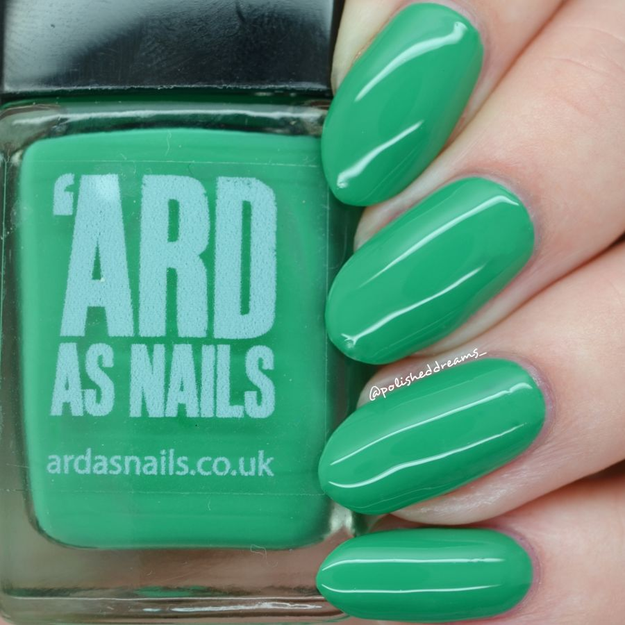 'Ard As Nails- Creme- Helen