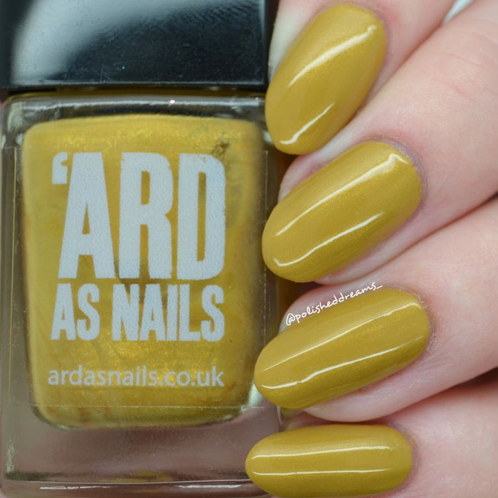 'Ard As Nails- Creme- Holly