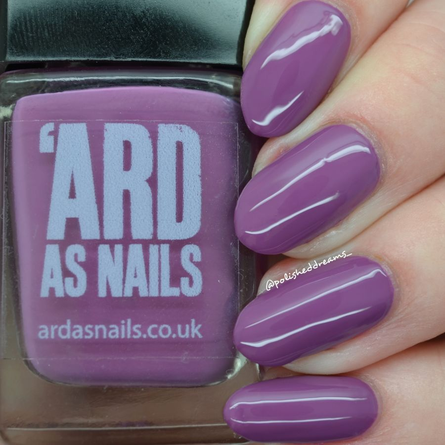 'Ard As Nails- Creme- Una
