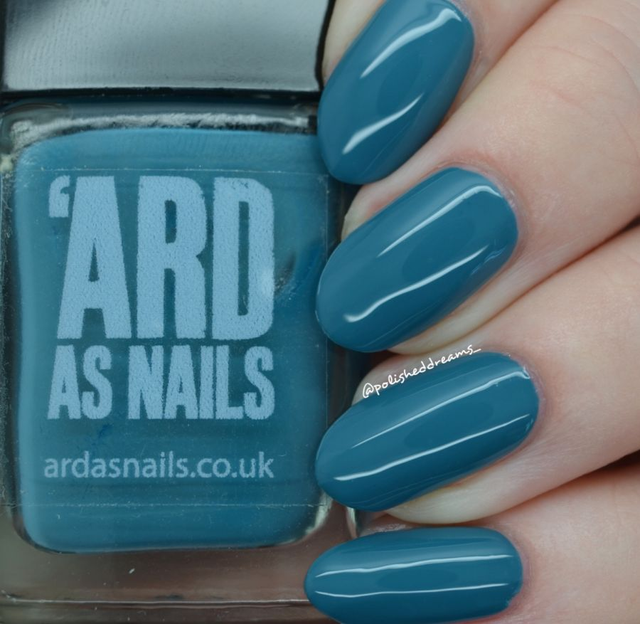'Ard As Nails- Creme- Queenie