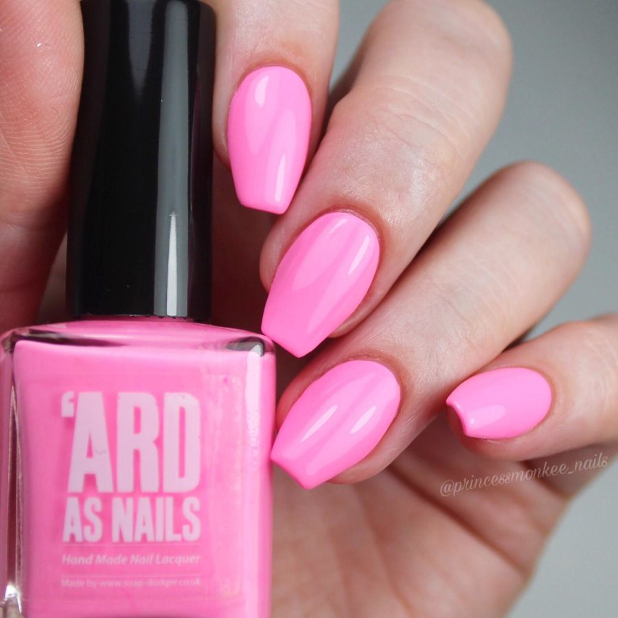 'Ard As Nails- Creme- Juanita