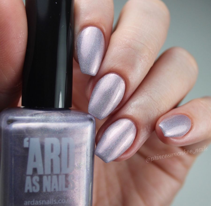 'Ard As Nails- Soft Hues- Sugared Almond