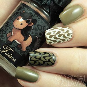Esmaltes da Kelly- Animals- Faisca