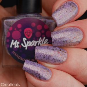 Ms. Sparkle- Beautometry Exclusive- Salazar's Revenge