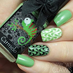 Esmaltes da Kelly- Animals- Carmelo