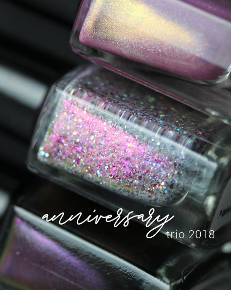 Femme Fatale- Limited Edition- Anniversary Trio 2018