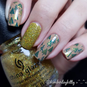 china glaze nail art