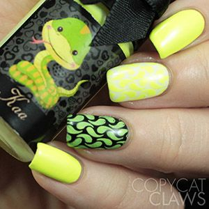 Esmaltes da Kelly- Animals- Kaa