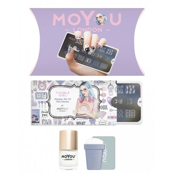MoYou London- Starter Kit - Tumblr Girl