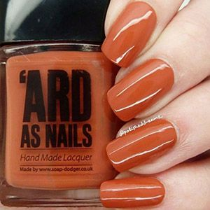 Ard As Nails- Creme- Autumn Leaves