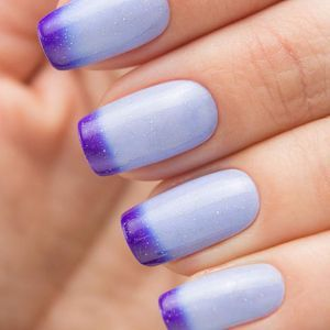 Bow- Conversion (Thermal)- Thermo Top Coat Violet
