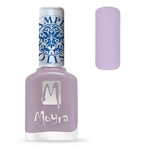 Moyra Stamping Nail Polish- No. 16 (Light Violet)