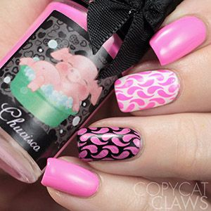 Esmaltes da Kelly- Animals- Chuvisco