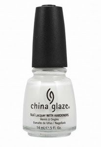 China Glaze- White Out