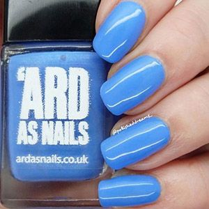 'Ard As Nails- Creme- Taking a Dip