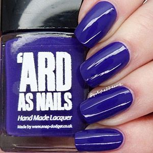 Ard As Nails- Creme- Ollie