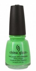 China Glaze- In the Lime Light