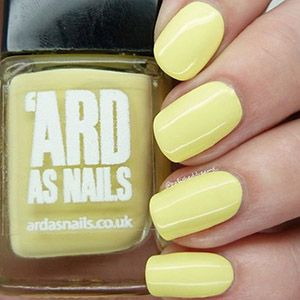 Ard As Nails- Creme- Daisy