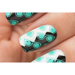 Dance Legend- Stamping Polish- Mint