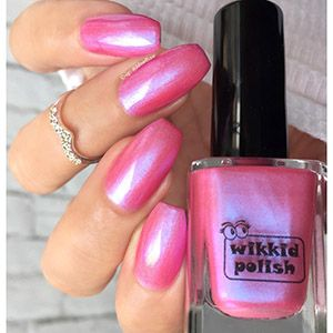 Wikkid- Shimmer- Sweet as Candy Pink