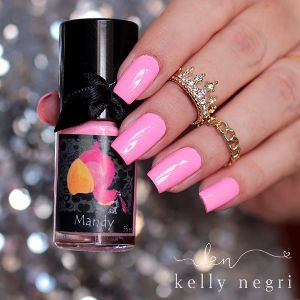 Esmaltes da Kelly- Animals- Mandy