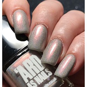 COMING SOON!  'Ard As Nails- Ethereal- Delicate