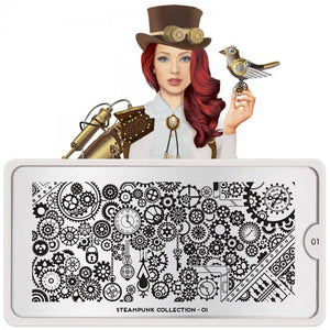MoYou London- Steampunk- 1