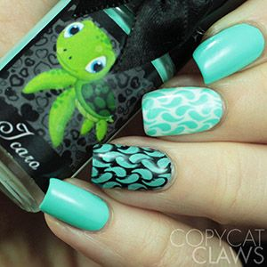 Esmaltes da Kelly- Animals- Icaro