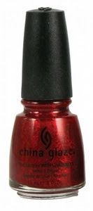 China Glaze- Ruby Pumps