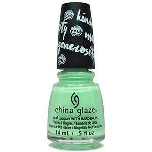 China Glaze- My Little Pony- Cutie Mark the Spot