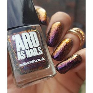 Ard As Nails- Sisters- Lush