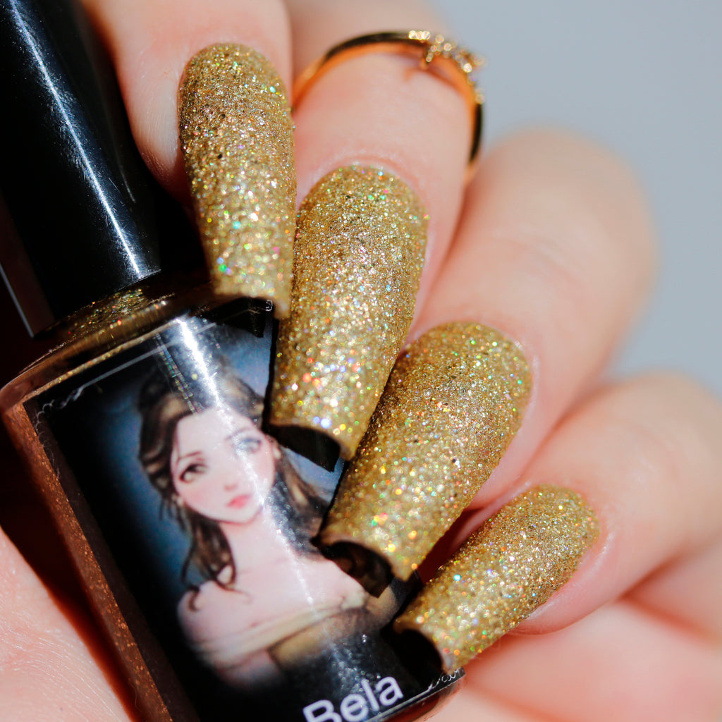 Esmaltes da Kelly- Princesses and Villains- Bela