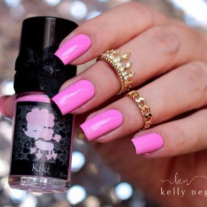 Esmaltes da Kelly- Animals- Kiki