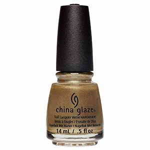 China Glaze- Street Regal- Truth is Gold
