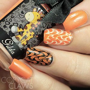 Esmaltes da Kelly- Animals- Gilda