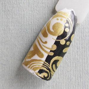 "Hit the Bottle ""Spun Gold"" Stamping Polish"