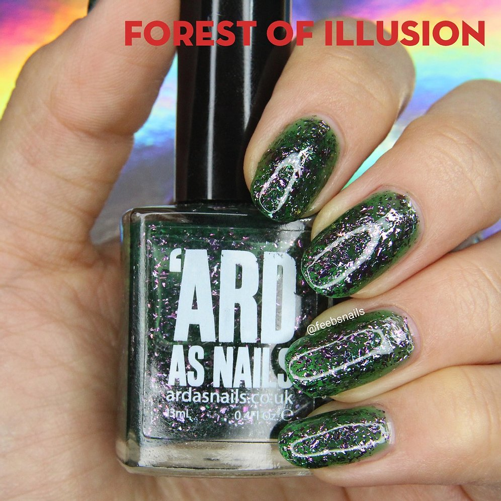 'Ard As Nails- Autumn Dreams- Forest of Illusion
