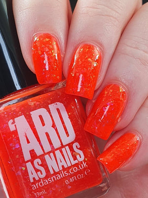 'Ard As Nails- The Individuals- Tangerine Burnz