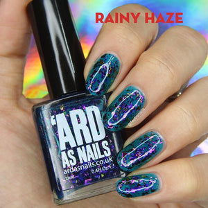 'Ard As Nails- Autumn Dreams- Rainy Haze