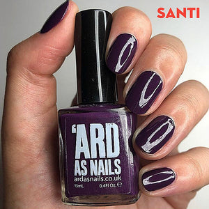 'Ard As Nails- Creme- Santi