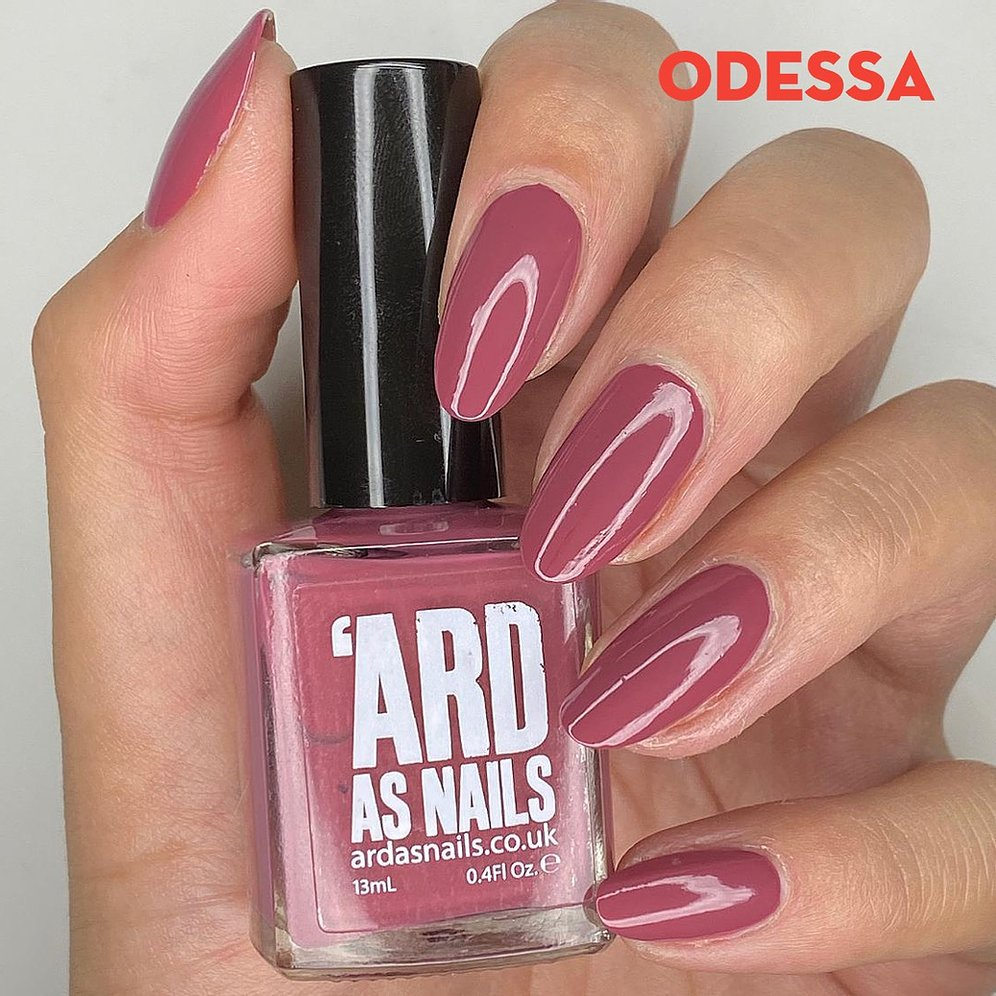 'Ard As Nails- Creme- Odessa