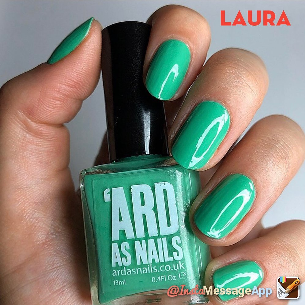 'Ard As Nails- Creme- Laura