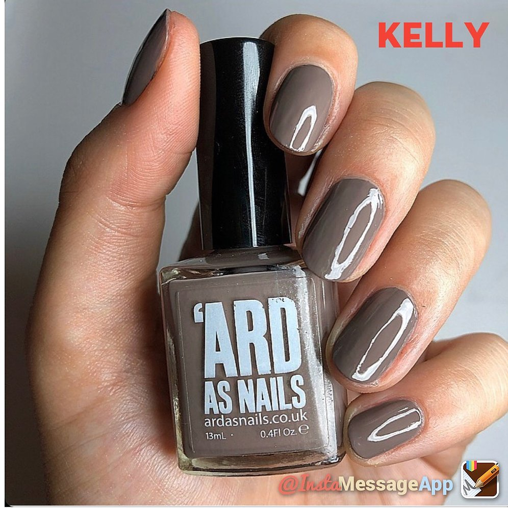 'Ard As Nails- Creme- Kelly