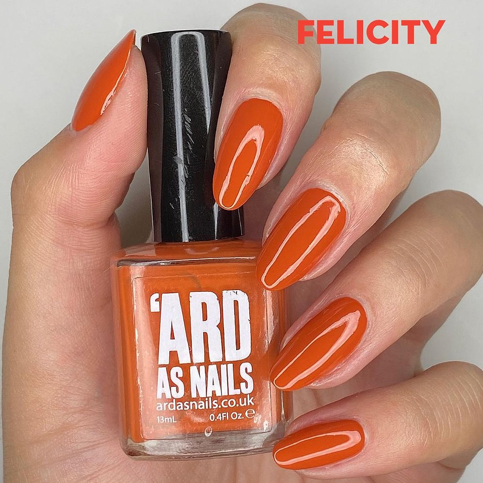 'Ard As Nails- Creme- Felicity
