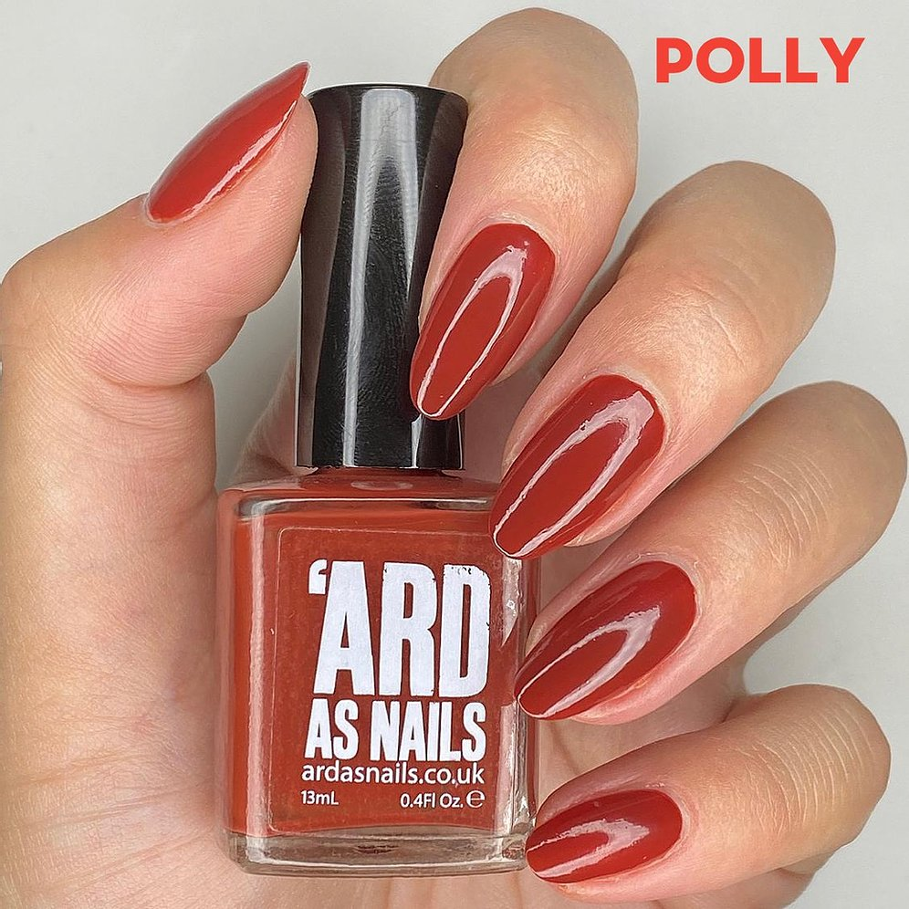 'Ard As Nails- Creme- Polly