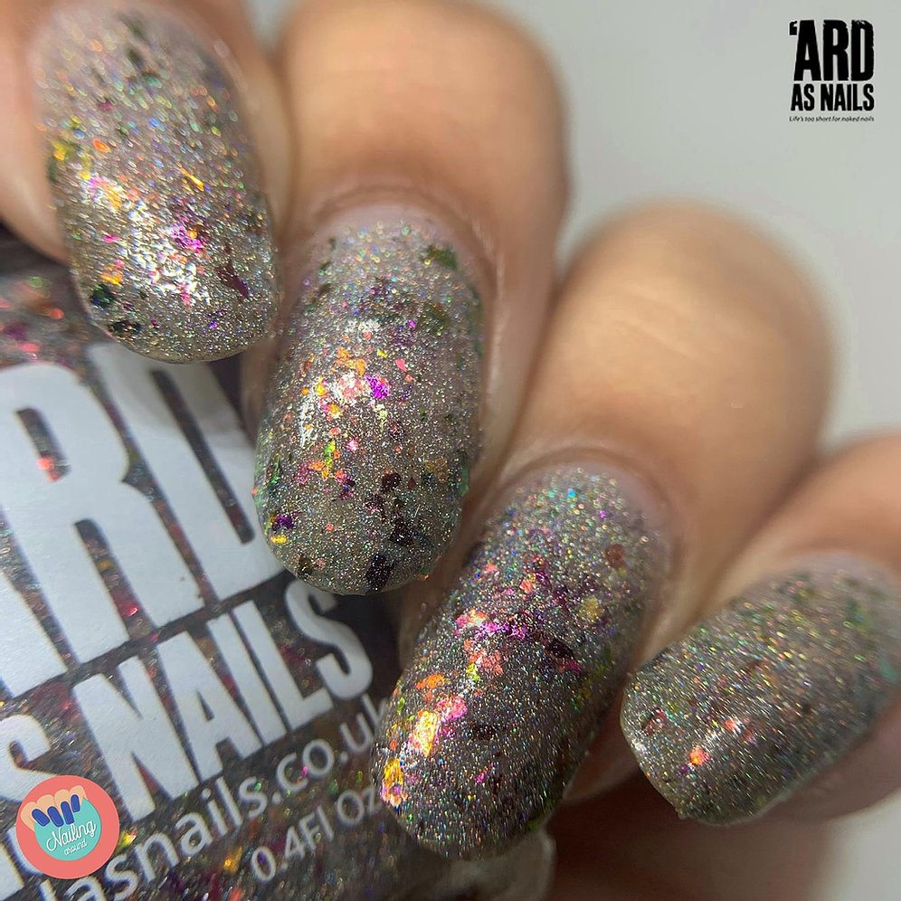 'Ard As Nails- The Individuals- Every Cloud has a Holo Lining
